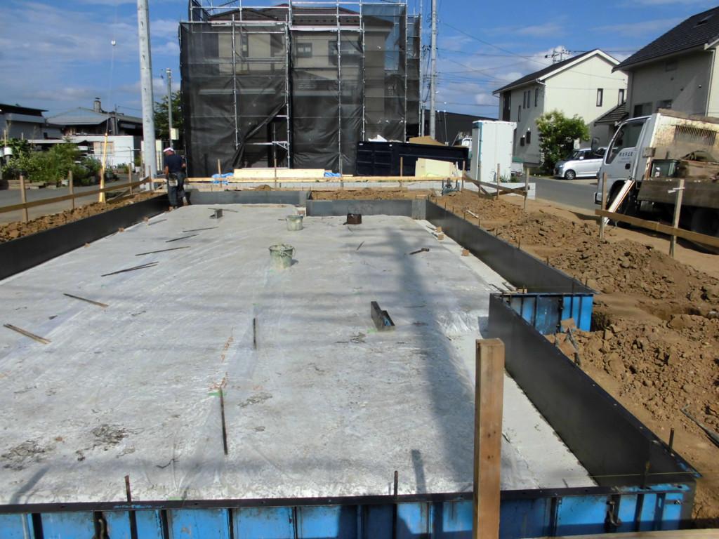 施工現場の画像2